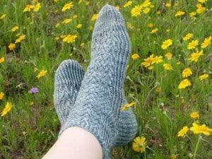 Chamfer Socks