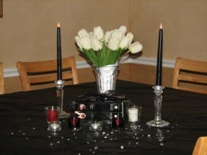 Twilight Party Dining Room Table