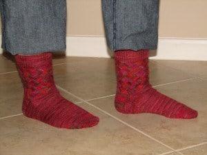 Annetrelac Socks 1
