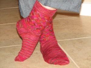 Annetrelac Socks 3