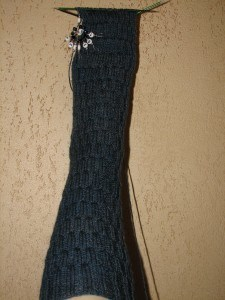 Gentleman's Fancy Sock