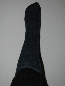 Gentelman's Fancy Sock