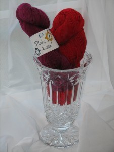 Valentine's Day Yarn