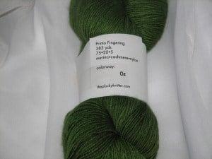 Plucky Knitter - Primo Fingering - Oz