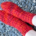 Dragon's Breath Socks
