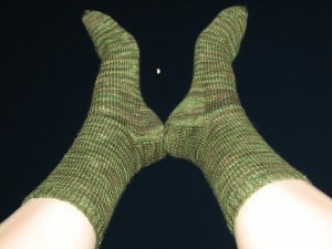 Night of the Living Socks