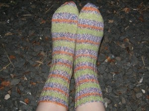 Stripee Socks