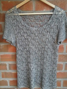#45 Lace Sweater