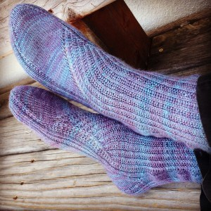 Amenable Socks