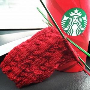 Christmas Red Socks